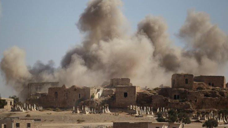 El Nusra Türkiye sınır kapısını 'değiştirdi'