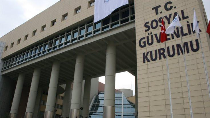 SGK'da tasfiye: 31 müdür gitti