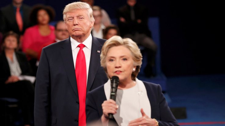Clinton-Trump: İkinci raund