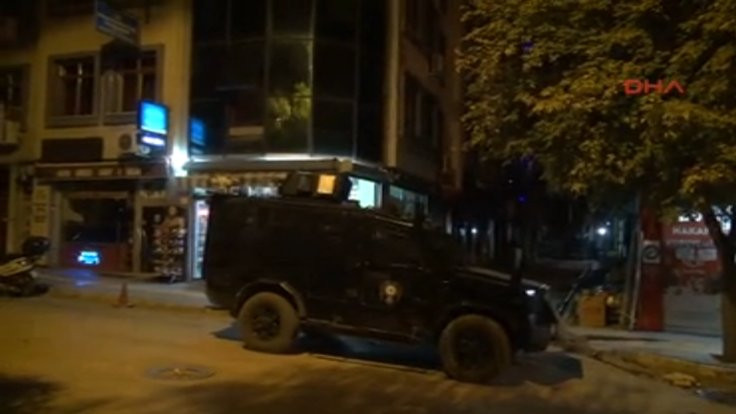 Tunceli'de DBP binasına baskın