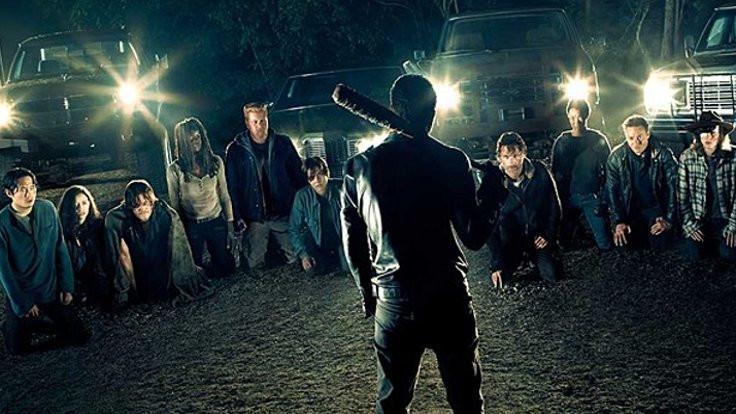 The Walking Dead'e yasak geliyor!