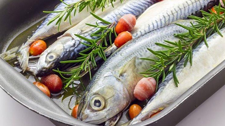 Sağlığın garantisi balık