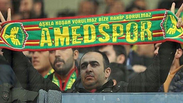Amedspor'un kritik maçı Hatayspor'la