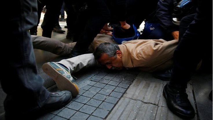HDP protestolarına izin verilmedi