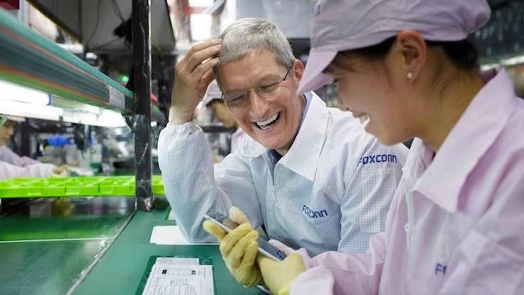 Apple, üretimini ABD'ye taşıyor