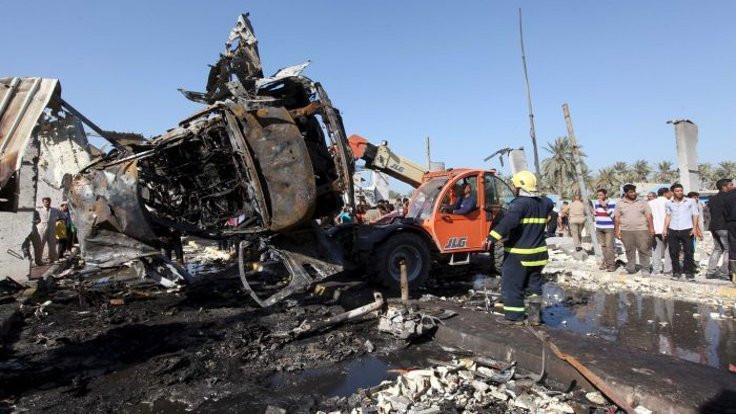 Irak'ta Şiilere saldırı: 80 ölü