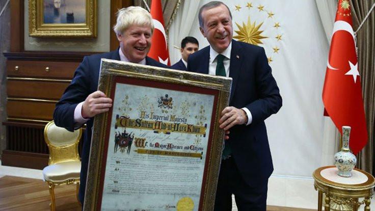Erdoğan'a Johnson'dan idam 'desteği'