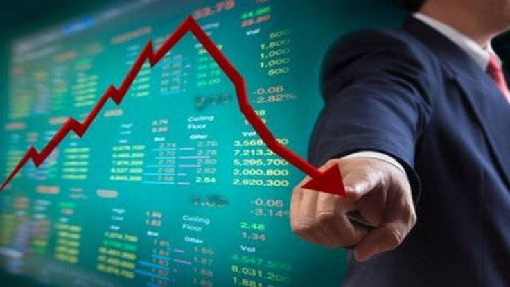 Ülker hisselerinde yüzde 11'lik düşüş