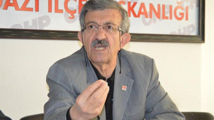 CHP Orhangazi ilçe yönetiminden toplu istifa