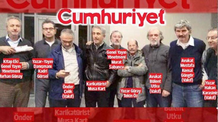 'Cumhuriyet' raporu