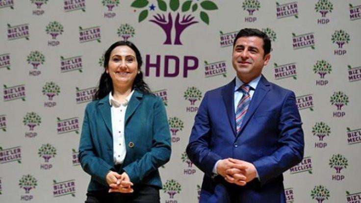 HDP'den AİHM'e 'acil' bilgilendirme