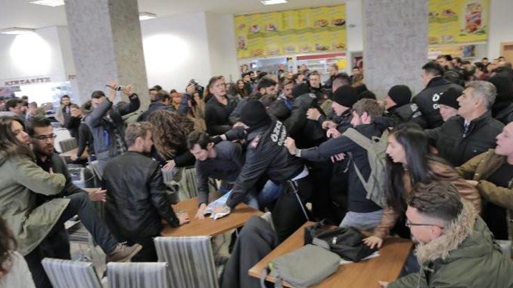 Üniversite güvenliği Cumhuriyet'i yırttı