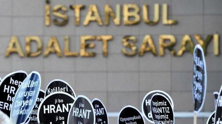 Hrant Dink davasında tutukluluğa devam kararı