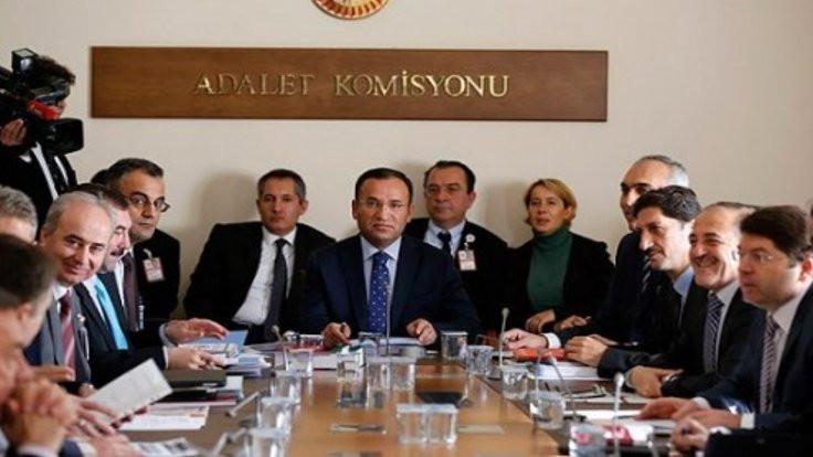 İstismar düzenlemesi komisyondan çekildi