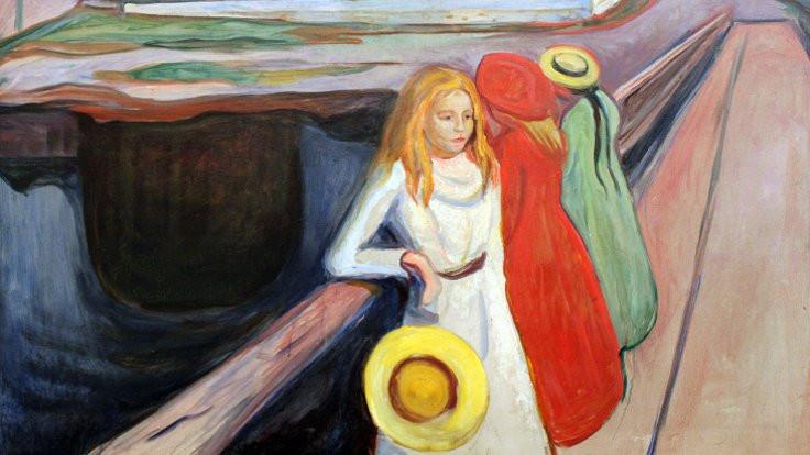 Munch'un tablosu 54,5 milyon dolara satıldı