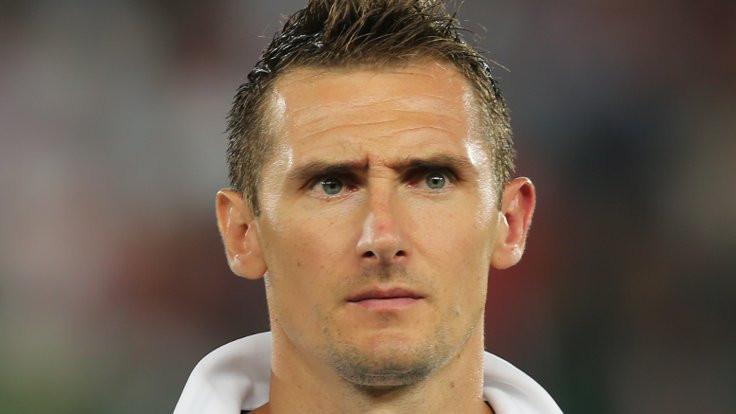 Miroslav Klose futbolu bıraktı