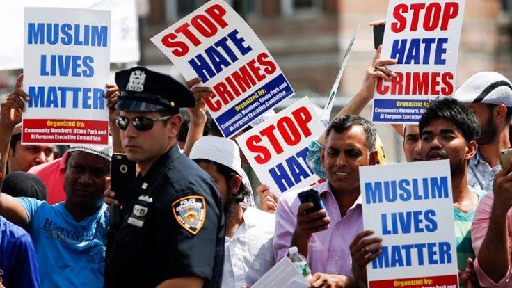 Trump geldi, nefret suçu arttı