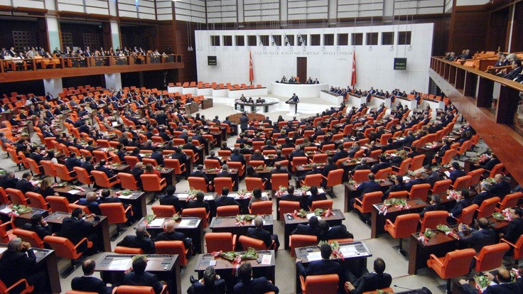 Meclis'te sahte oy tartışması