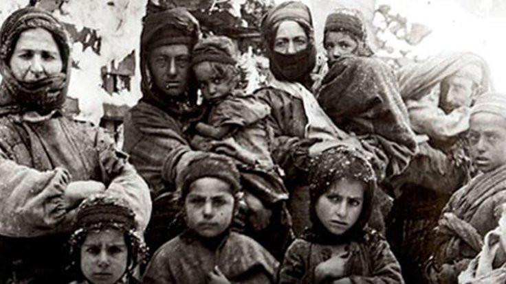 Taner Akçam'dan Büyük Felaket'in belgesi