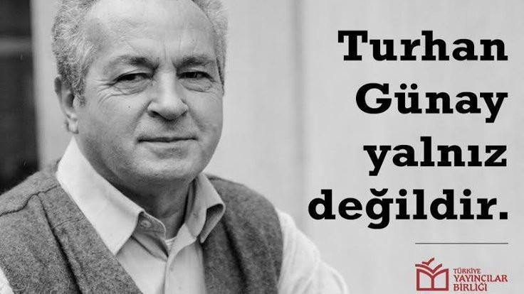 Yayıncılar Birliği'nden tutuklu gazeteci Turhan Günay için etkinlik