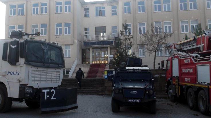 Varto'da sokağa çıkma yasağı