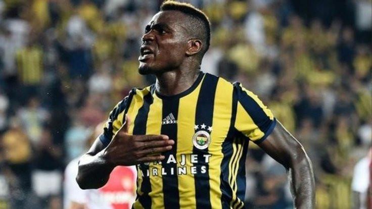 Emenike: Fenerbahçe'de tutsak gibiyim