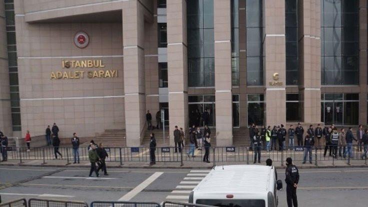Avukat ve gazetecilerin de aralarında bulunduğu 16 kişi ifade verdi