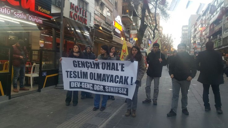 Ankara'da eylem yasağı