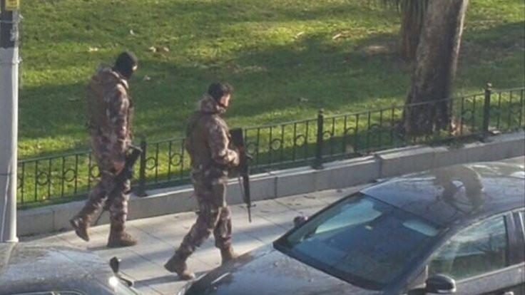 İstanbul'da canlı bomba iddiasına yalanlama