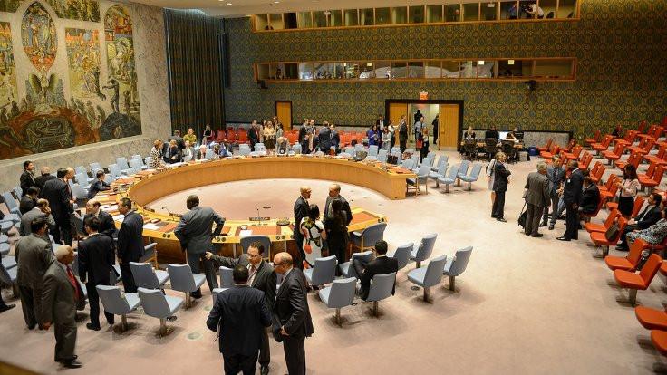 Rusya ve Çin'den Halep önerisine veto
