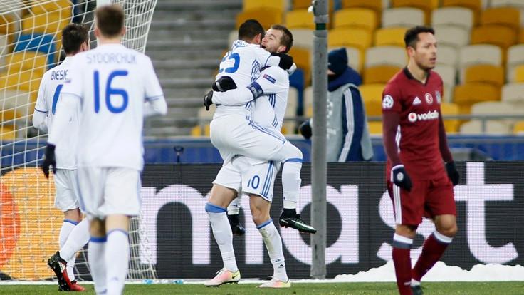 Beşiktaş'a kış geldi: 6-0