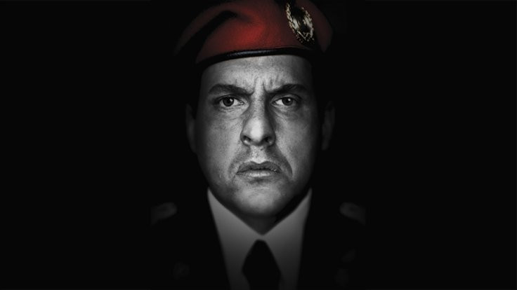 'Narcos gibi' Chavez dizisi!