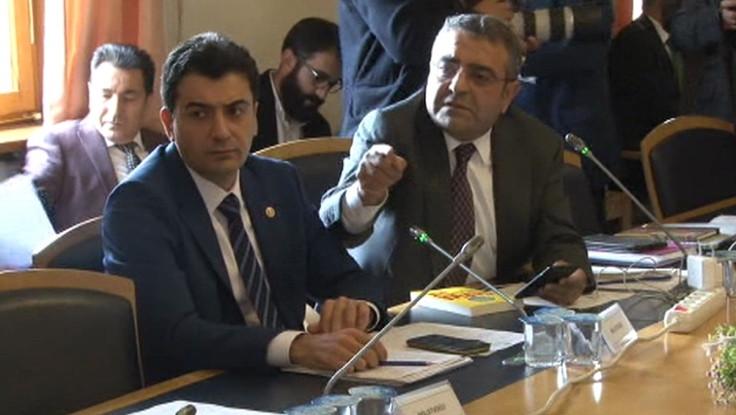 CHP'den darbe raporu için görüşme talebi