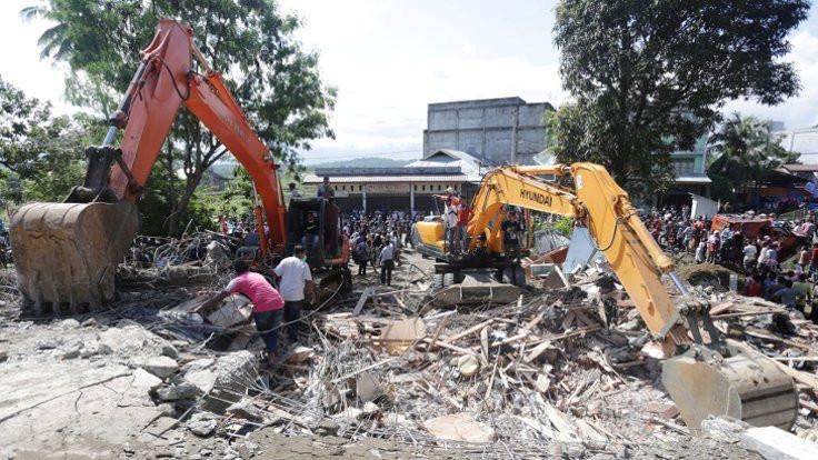 Deprem Endonezya'yı vurdu