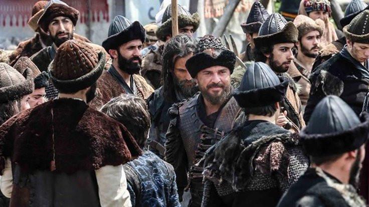 'Ertuğrul Gazi'ye sakal zammı