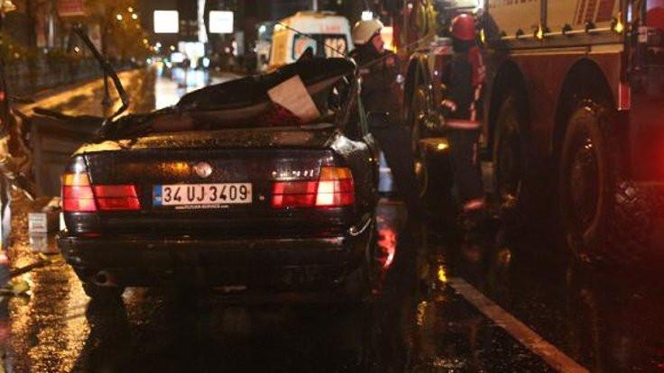 Erdal Tosun'a çarpan şoför ifade verdi