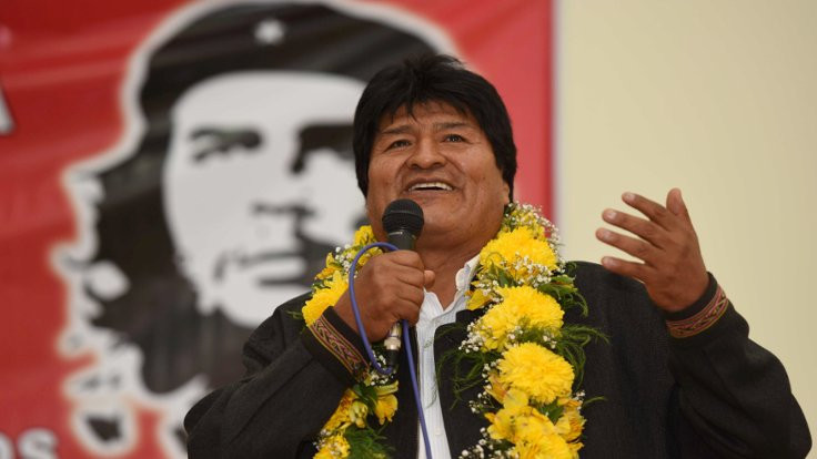 Morales hakkında yakalama kararı çıkarıldı