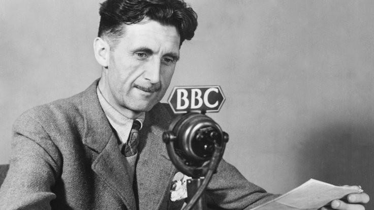 Orwell: karakurbağası, savaş, medya ve dahası