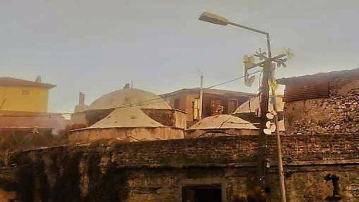 Tarihi Balat Hamamı 'sahibinden' satılık