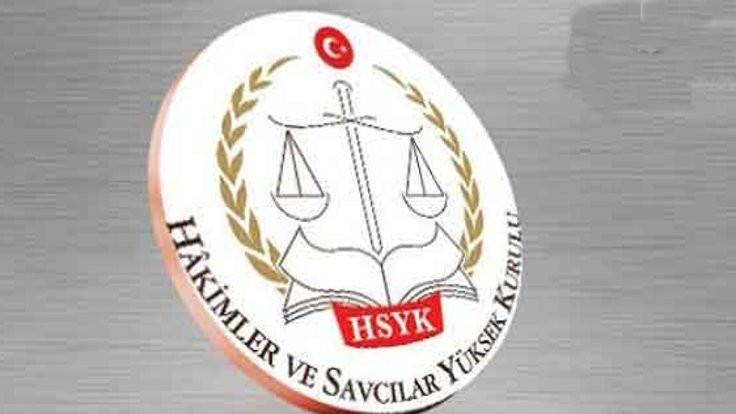Avrupa, HSYK'nin statüsünü askıya aldı