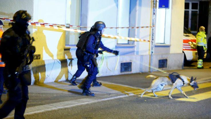 İslam merkezi saldırganı ölü bulundu