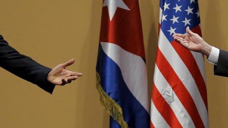 Küba'dan Trump'a 'devam' çağrısı