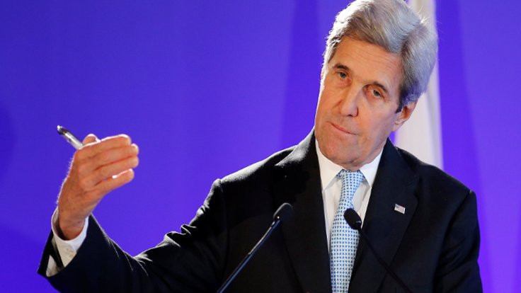 Kerry: Rusya merhamet göstermeli
