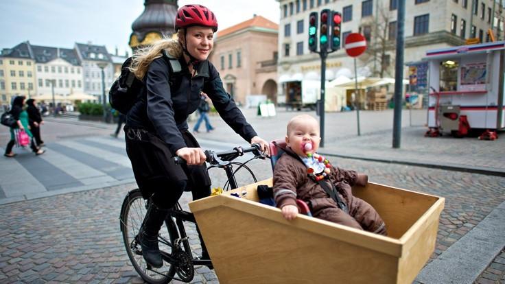 Bisiklet sayısı arabayı geçti