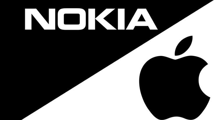 Nokia ve Apple karşı karşıya!