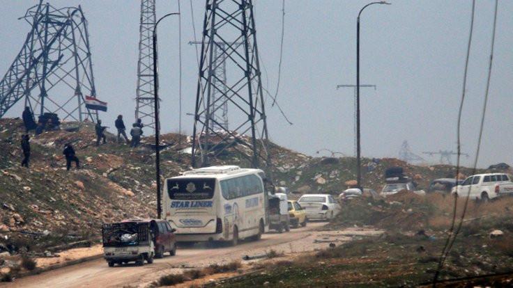 El Nusra kabul etti, tahliyeler başlayacak