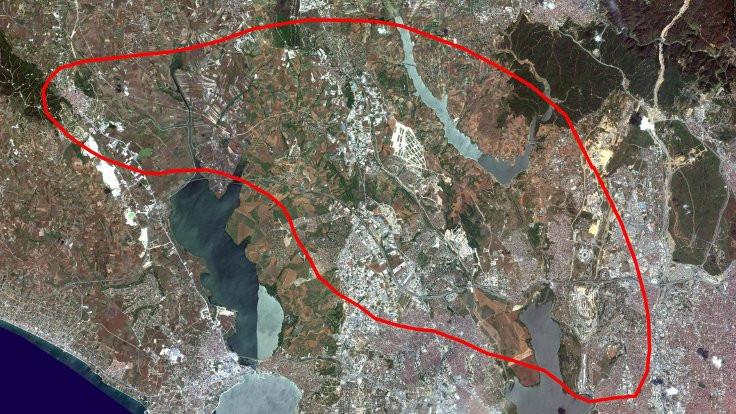 İstanbul'da 7 ilçe birbirine bağlanıyor