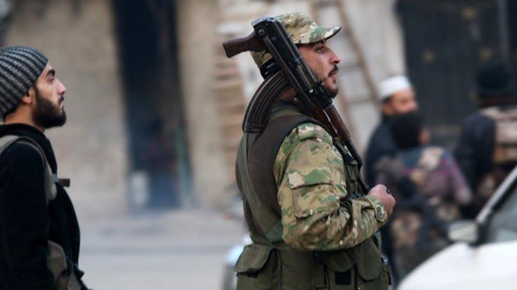 'Halep'ten Fırat Kalkanı'na gidecekler'