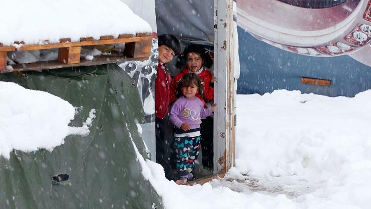 Sekiz ilde okullara kar tatili