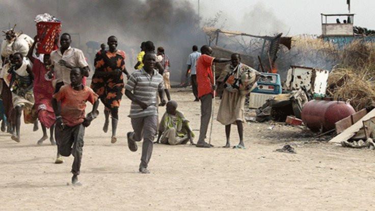 Güney Sudan'da soykırım endişesi